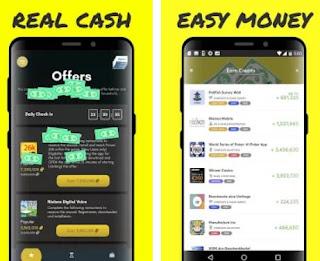 aplikasi penghasil uang di android-make money