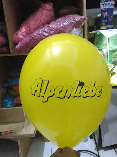 sablon balon alpenlibe 081219050408//087886886446
