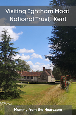 A visit to the National Trust Ightham Moat site in June 2020, when covid made everything different, Walking the wider estate is still a delight.
