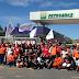 Petroleiros fazem manifestação em Fortaleza