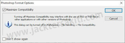 Menyimpan Project di Adobe Photoshop