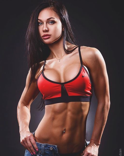 Fitness Model Jenny M @jenny_m_hanna Instagram photos