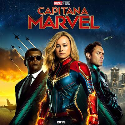 Capitana Marvel - [2019]