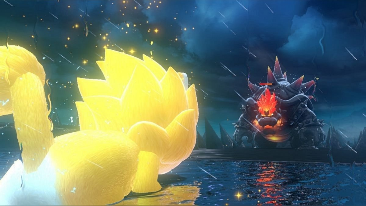 Super Mario 3D World + Bowser's Fury review