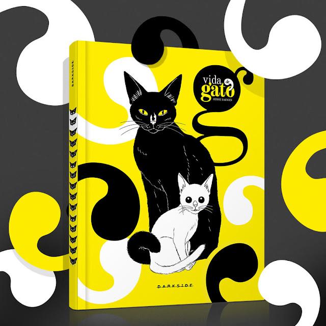 [Lançamento] HQ Vida de Gato
