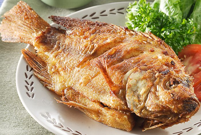 Tips Cara Agar Ikan Tidak Hancur Saat Digoreng