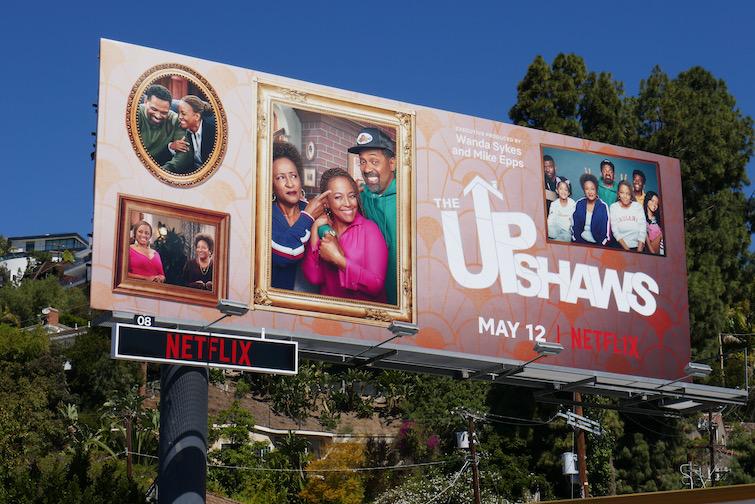 Upshaws season 1 billboard