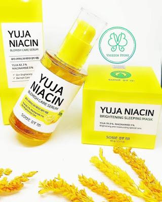 Paket Brightening Yuja Niacin