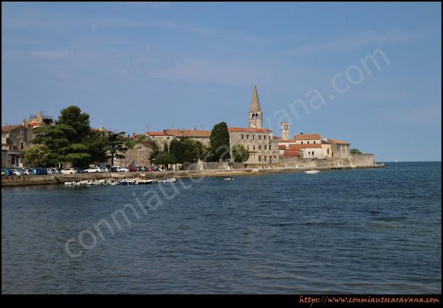 Croacia: Porec