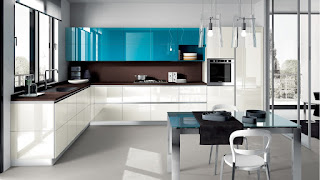 The Combination of Colors and Lighting for Kitchen Design