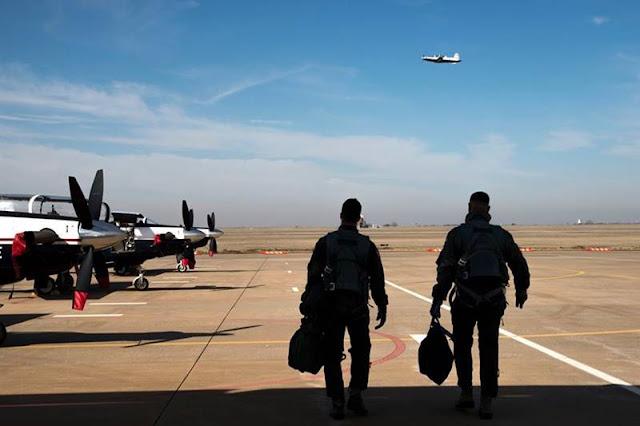 NATO Allies Multinational Pilot Training