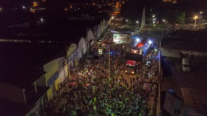 Vinicius Louro e Josimar Maranhãozinho realizam maior Lava Pratos de Pedreiras