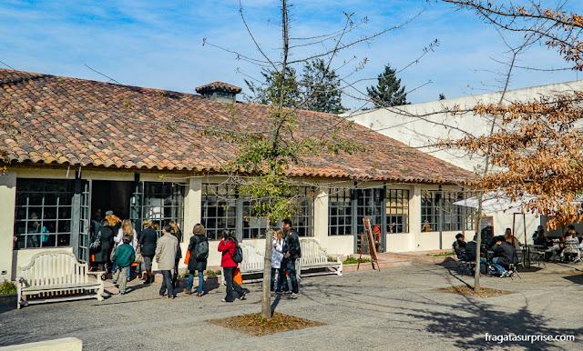 Loja de vinhos e wine bar da Vinícola Concha y Toro, Santiago