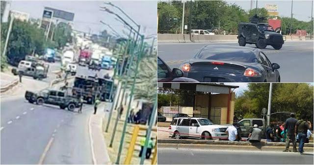 Michoacán esta que arde! ante enfrentamiento entre Guardia Nacional contra todos los Cárteles reportan destrucción de carretera en Aguililla, Michoacán para impedir pase de Monstruos