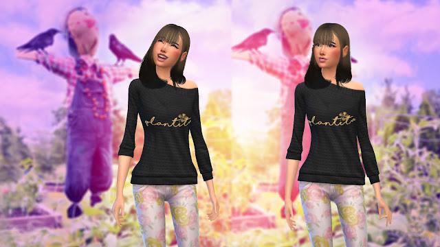 Sims 4 Pinoy Stuff Pack Plantita Top