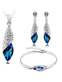 Gift for Her - Crystal Bracelet