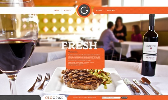 Creative website 26