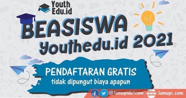 Beasiswa Edu Scholars Youthedu.id