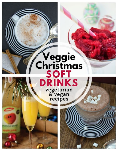 Veggie Scotland - Christmas Soft Drinks #christmas #veganchristmas #christmassoftdrinks #christmasdrinks #veggiechristmas #veganchristmas #vegetarianchristmas #softdrinks #hotchocolate #mocktails #christmasmocktails