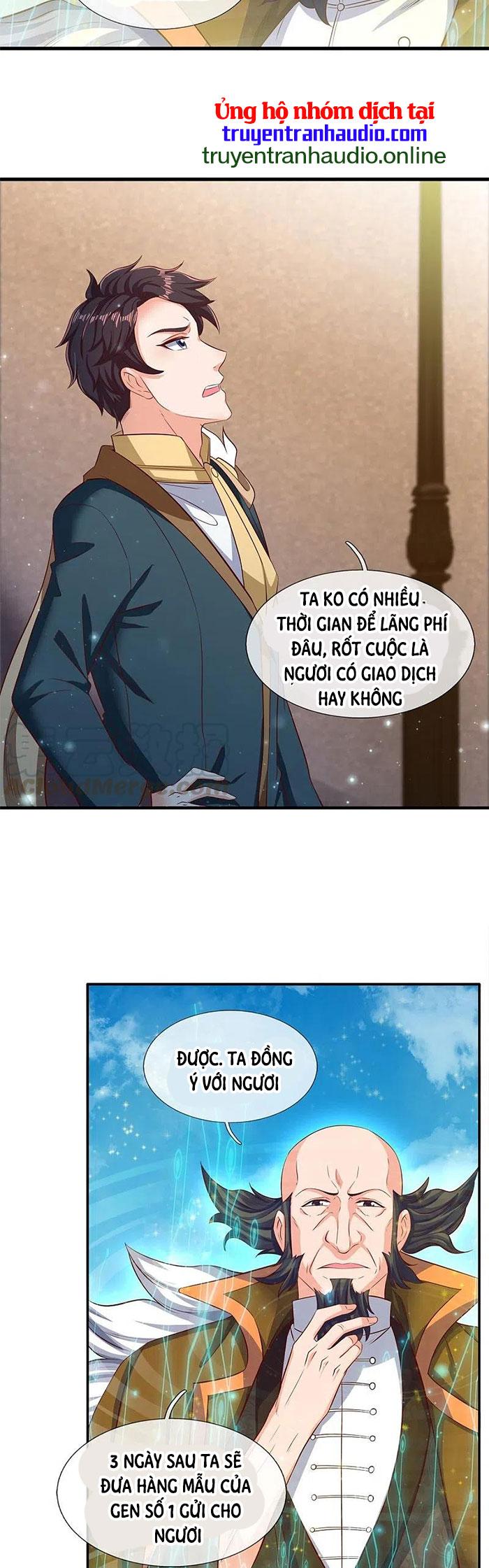 Vạn Cổ Thần Vương Chap 262 . Next Chap 263