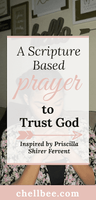 Trust God | Don't be afraid to ask God for what you need. If you need His help with Trusting Him and allowing Him to carry your burdens. Then this prayer is for you. bible study | prayer | how to pray | prayer model | storms of life #prayer #trustgod #affirmation