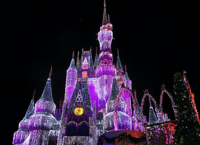 Disney Land Tour 1