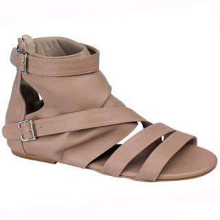 sandal bot wanita