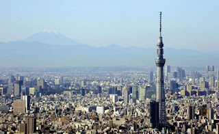 Torre Sky Tree, torre mais alta do mundo
