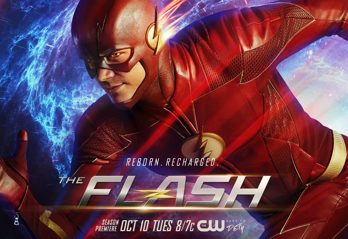 The Flash season 4 (2017)