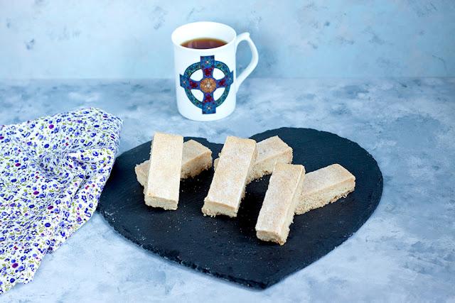 szkockie ciasteczka