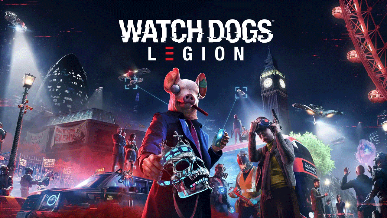 Link Tải Game Watch Dogs Legion Free Download