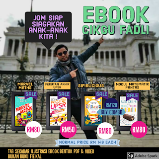 Kelebihan Ebook Cikgu Fadli