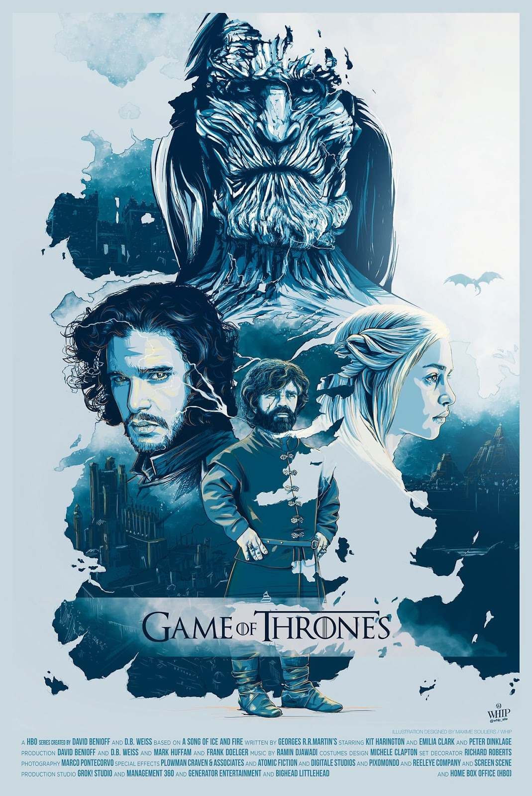 Game of Thrones Serie Completa 1080p Dual Latino/Ingles