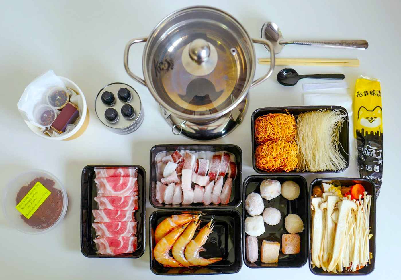 Long Live Hot Pot: All-in-one online steamboat delivery in KL and Selangor