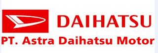 Lowongan Kerja Terbaru PT Astra Daihatsu Motor