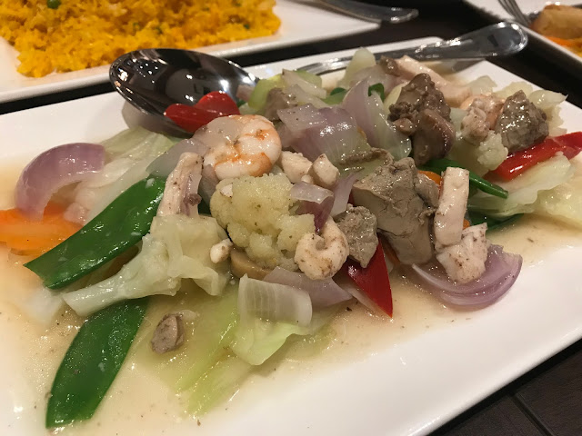 Stir-fry vegetables (Chopsuey)