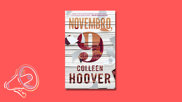Resenha: Novembro, 9 - Colleen Hoover