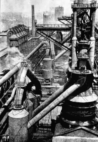Industrialisierung Wann