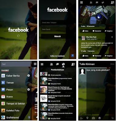 facebook mod apk ringan