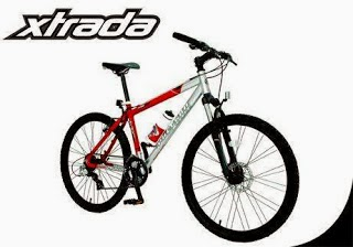 Harga Sepeda Polygon Premier Xtrada MTB Hardtail