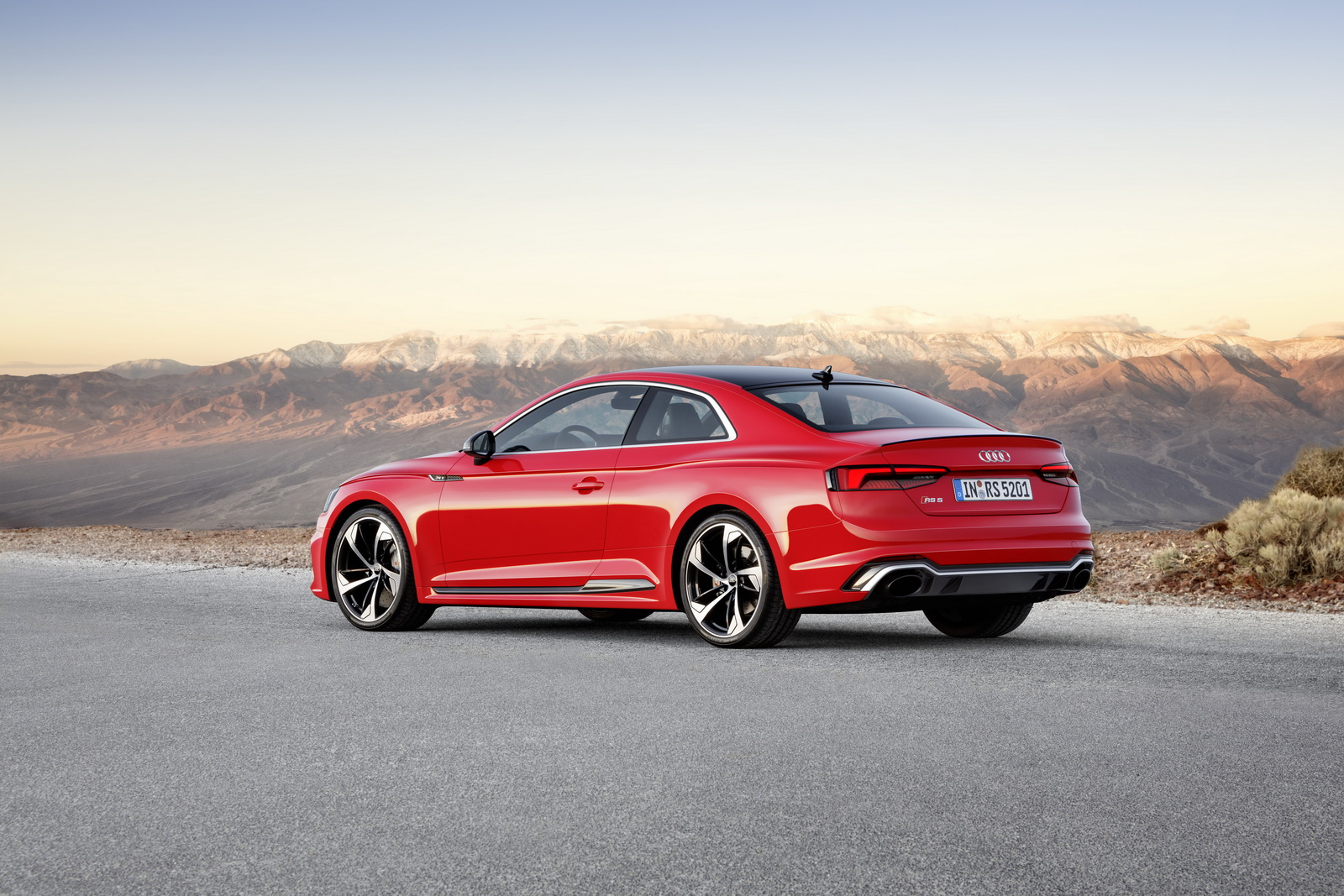 2017 Audi RS5 Coupe Launched In Europe, Priced From €80,900