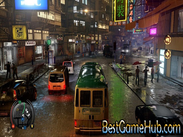 Sleeping Dogs Definitive Edition Compressed PC Game With Crack Download