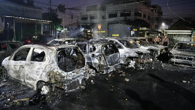 Polri Sebut Asrama Brimob Sengaja Diserang untuk Rebut Senjata