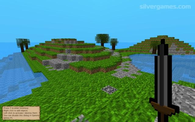 Mine Clone 3 Mincraft - Play Free Online Game