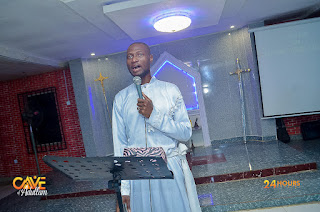 Path Of The Fathers - Pastor Alo Olatokunboh (Cave Of Adullam Retreat)