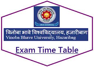 VBU Exam Date 2020