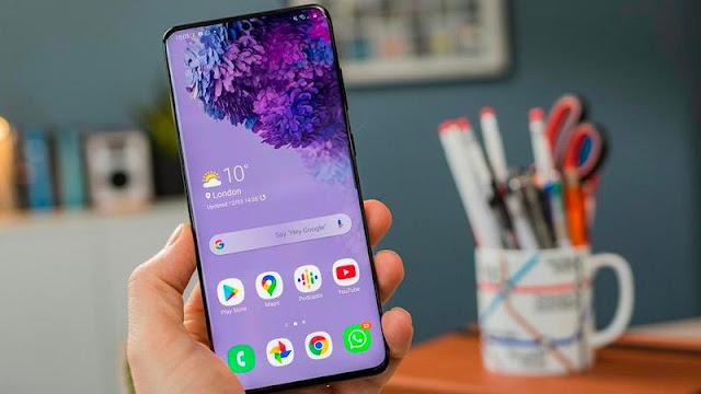 5. Samsung Galaxy S20+