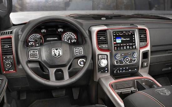 Dodge Ram Srt 10 Interior Release