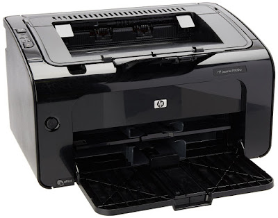 HP LaserJet Pro P1109w Driver Download