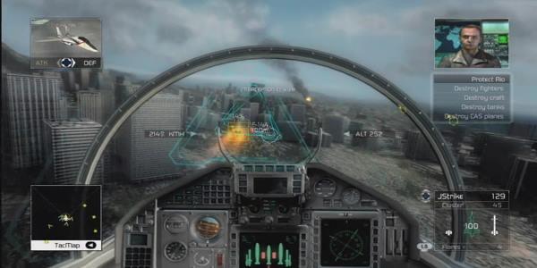 تحميل تحميل لعبةTom Clancy's H.A.W.X للكمبيوتر